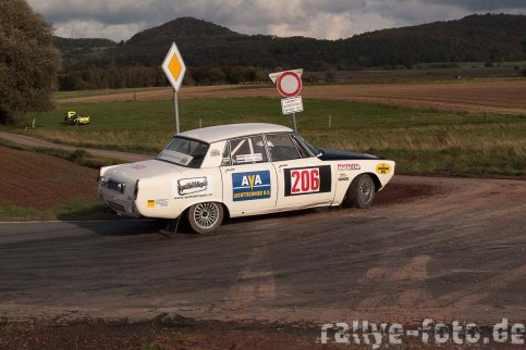 Classic Rover Rally Team Update 14.10.2014