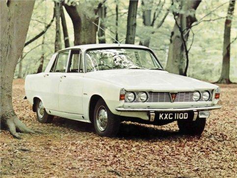50 jaar Rover P6...... 50 P6-en in Alphen ad Rijn